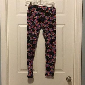 LuLaRoe Lollipop Leggings